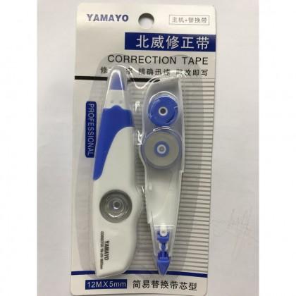 Yamayo Correction Tape 12M X 5M (YM-219S)